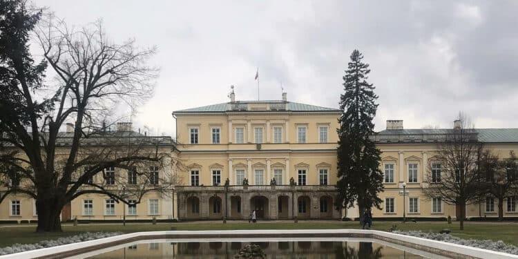 Czartoryski Palace near Lublin