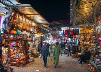market in Marrrakesh