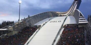 Holmenkollen ski Norway