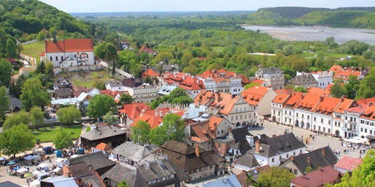 Kazimierz Dolny near Lublin
