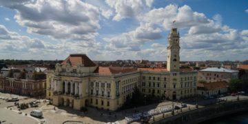 Oradea in Romania
