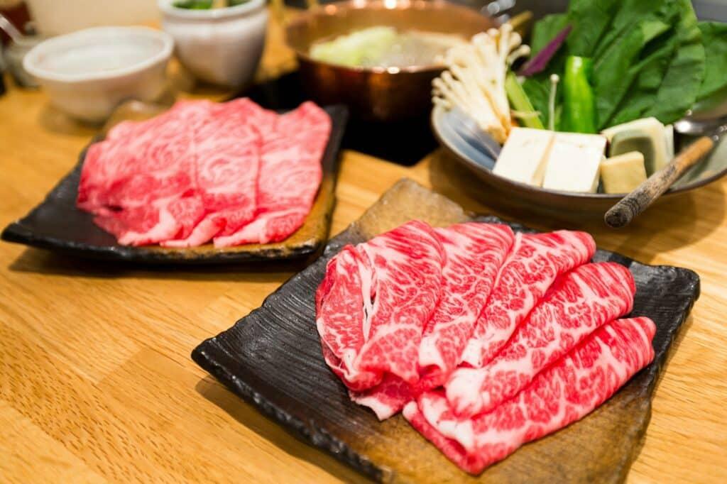 shabu shabu korean foods