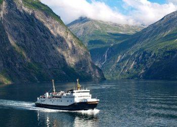 Geirangerfjord Fjord Norway
