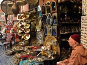 souks of Marrakesh