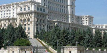 parliament in Romania
