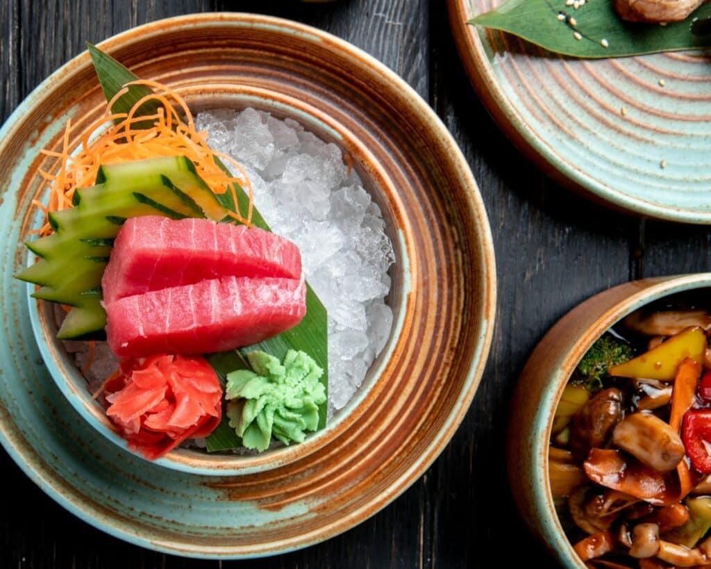 bluefin tuna expensive food in japan