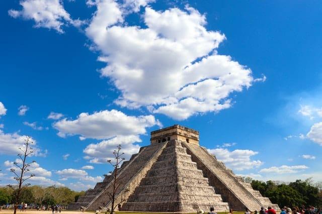 Chichen Itza_Cruise in Mexico