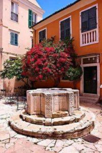 house in Corfu Ionian islands