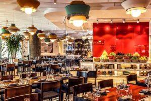 Novikov restaurant in Miami