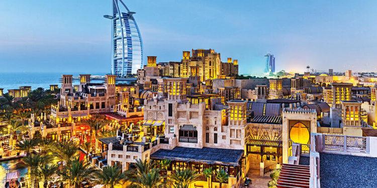 Souk Madinat in Dubai
