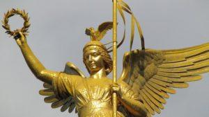 Statue of Viktoria in Berlin