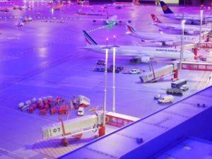 airport at miniatur wunderland
