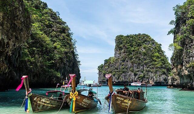 beach in Phuket Thailand