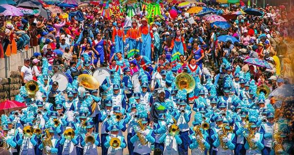 festival in Santa Ana