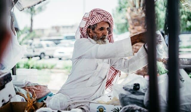 traditional clothing in Abu Dhabi
