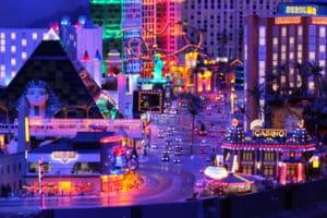 miniatur wunderland in night mode