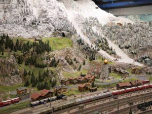 railway Miniatur Wunderland