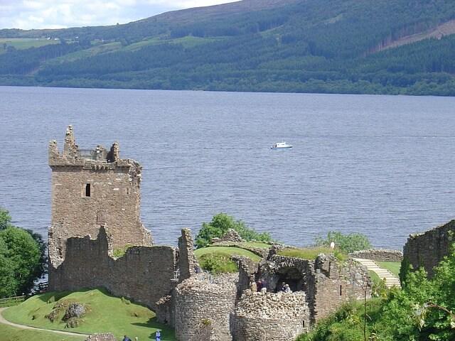 Scottish castles-edinburgh vs stirling