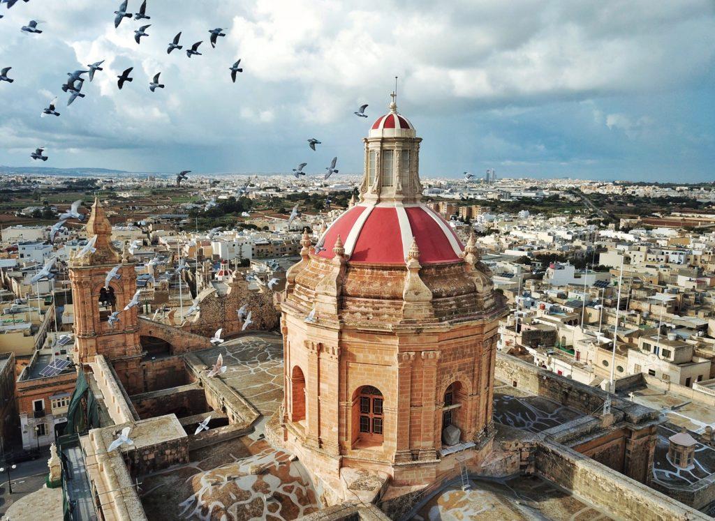 Zejtun Roman Catholic Church, Malta