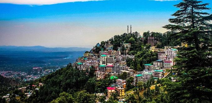 Mcleodganj Himachal Pradesh