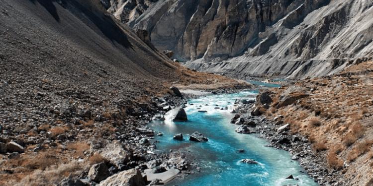 Spiti River Himachal Pradesh