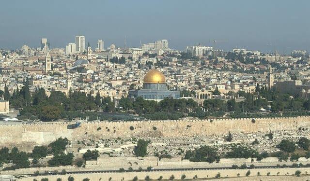 Jerusalem capital of Israel