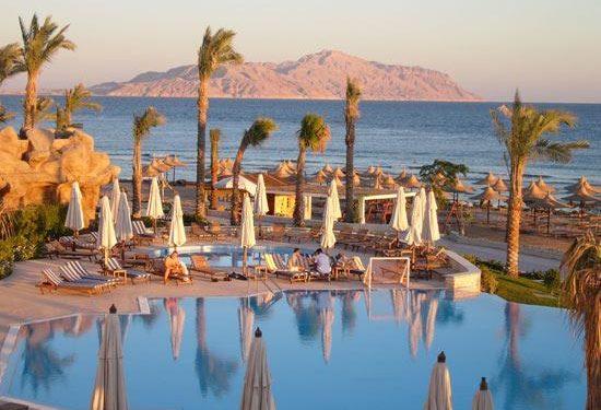 melia sinai hotel in Egypt