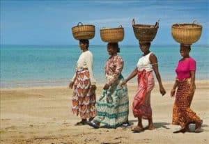 traditional Madagascar dress